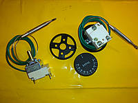 Терморегулятор температуры 30-120 С° капилярный 16 А / 250 В. FSTB SANAL производство Турция