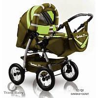 Детская коляска трансформер Таурус Trans baby