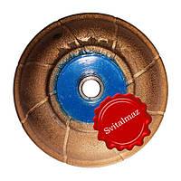 Алмазная фреза для резки фигурной фаски на камне габбро и мраморе K30 №2.