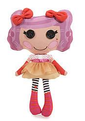 Лалалупсі Смішинка велика м'яка лялька Lalaloopsy Girls