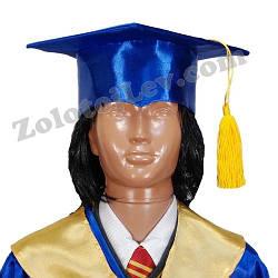 Детская академическая шапка ученого