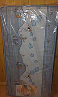 Матрас кокос-поролон-кокос в детскую кроватку 120х60
