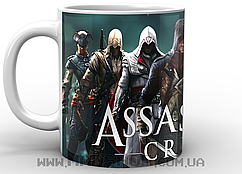 Кружка Assassins Creed