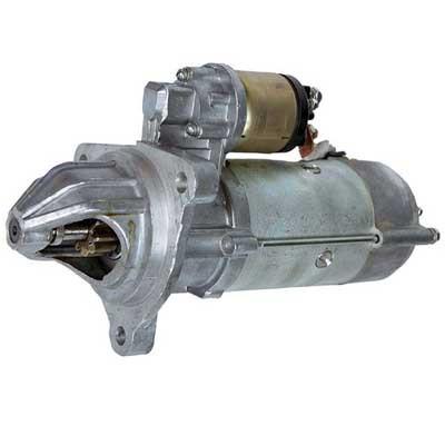 Стартер для спецтехники СТ 212А и его модификации 12/24В