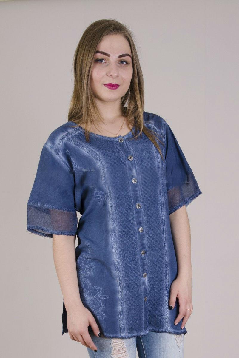 Ткань для блузки летней