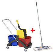 Прибиральний комплект №2: для професійного прибирання Vermop