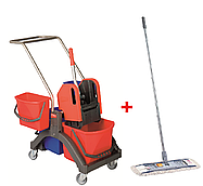 Прибиральний комплект №3: для професійного прибирання Vermop