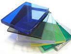 Монолитный поликарбонат плиты, толщина 0.8-15 х 2050х3050мм