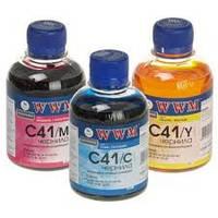 Водорастворимые чернила WWM C41 / M Magenta (200 ml) (Совместимость: Canon Fax- JX210P / JX510P; Pixma MP140 /