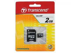 Флеш карты памяти - microSD