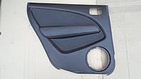 Обшивка двери (карта) задняя левая для Mitsubishi Outlander 4WD, 2.0i, 2005 г.в. MN124745HJ