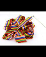Лента разноцветная