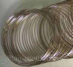 Проволока диаметр 8 мм сталь 60С2А