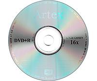 DVD+R диски для видео Artex 16x Bulk/50