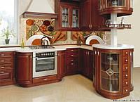 Кухонный фартук купить в Геничиске.  Специи. Безопасное стекло под заказ