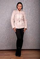 Куртка женская от производителя ozze К 24 бежевый