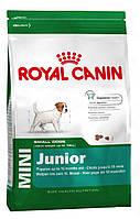 Корм для щенков мини-пород Royal Canin Mini Junior