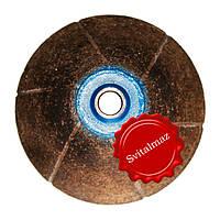 Алмазная фреза для резки фигурной фаски на камне габбро и мраморе E30 №1.