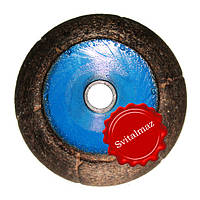 Алмазная фреза для резки фигурной фаски на камне габбро и мраморе L30 №1.