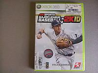 Игра xbox 360 Major League Baseball 2k10 регион NTSC