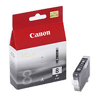 Картридж Canon CLI-8BK  черный (0620B024)