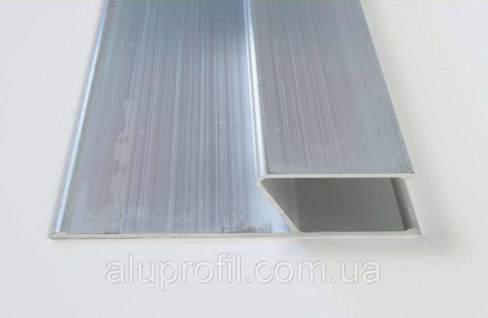Алюминиевый профиль — правило алюминиевое Н-образное Б/П