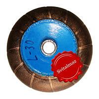 Алмазная фреза для резки фигурной фаски на камне габбро и мраморе L30 №2.