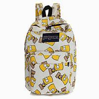 Молодежный рюкзак Симпсон Барт