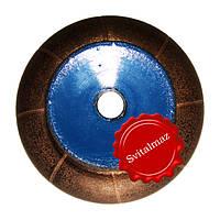 Алмазная фреза для резки фигурной фаски на камне габбро и мраморе L30 №3.