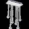 Подвесной светильник Alclara Rain 6 AN75100/11/06/P