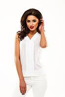 Женская футболка белого цвета