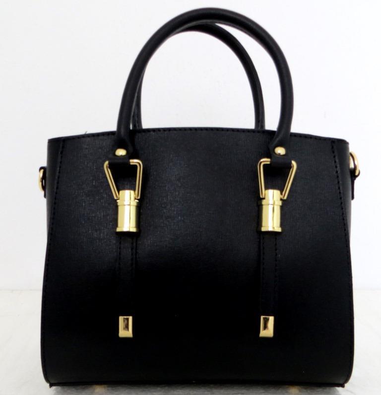 Женская сумка 100% натуральная кожа. Черный
