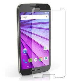 Загартоване захисне скло для Motorola Moto X Play