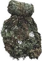 Брит. сетка маскировочная 7,5х7,5м Б/У
