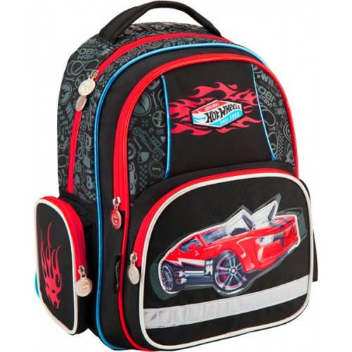 d872418f625c Ранец ортопедический школьный Kite HW16-514S Hot Wheels: продажа, цена в  Днепре. рюкзаки и портфели школьные от