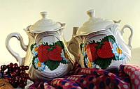 Чайный набор Клубника