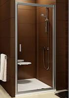 Душевая дверь раздвижная двухэлементная Ravak Blix BLDP2-110, 1100х1900 мм