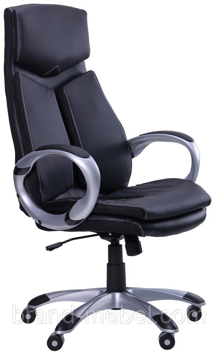 Кресло Оптимус черный