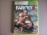 Игра xbox 360 Far Cry 3