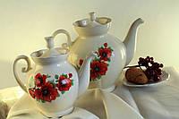 Чайная пара Маки