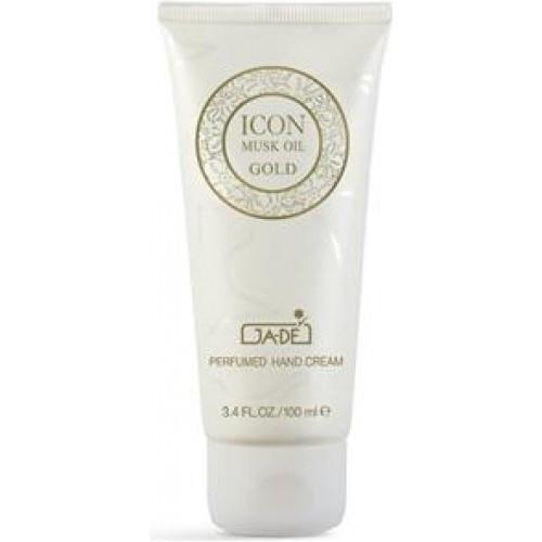 Крем для рук парфюмированный Icon Gold Ja-De