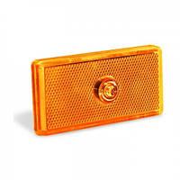 Фонарь габаритный ФГС-101 (оранжевый)