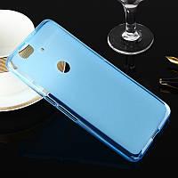 TPU чехол для Huawei Nexus 6P голубой