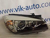 Фара BMW X1 E84 новая ксенон правая сторона , фото 1