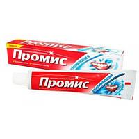 Зубная паста с фтором и кальцием ПРОМИС отбеливающая, Дабур, 100г