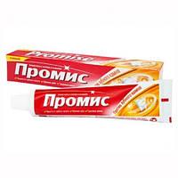 Зубная паста с фтором и кальцием Промис против зубного камня, Дабур,100г