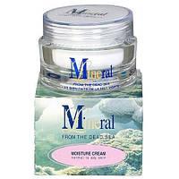 Крем дневной увлажняющий для нормальной и жирной кожи Mineral Line, 50 мл