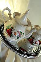 Чайный набор Клубнички