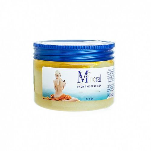 Пилинг для тела Сорго лимонное Mineral Line,500 г
