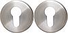 Розетка Convex 50 PZ матовый никель